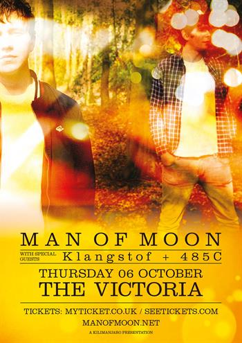 Man of Moon 2016