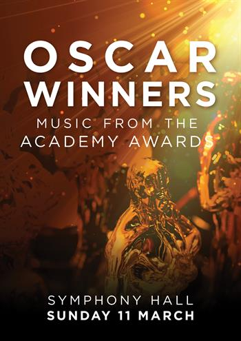 RGL presents Oscar Winners - Music from the Academy Awards UK Birmingham 2018 show