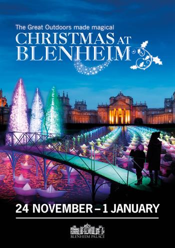 Christmas at Blenheim UK 2017