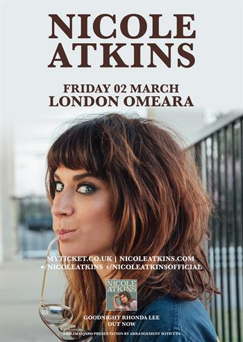 Nicole Atkins UK London 2018 show