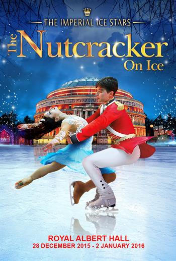 Nutcracker on Ice UK Tour 2015 London