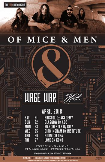Of Mice & Men new