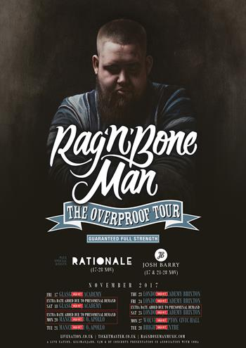Rag N Bone Man artwork