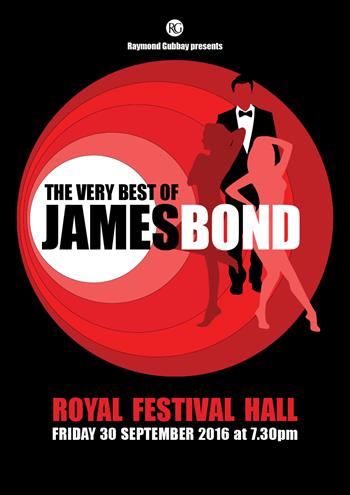 The Very Best of James Bond UK London 2016 show