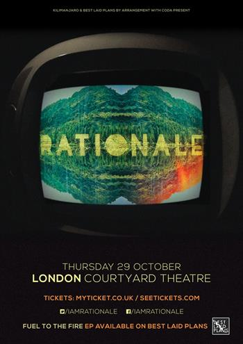 Rationale UK Tour 2015