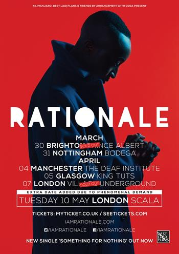 Rationale UK Tour 2016