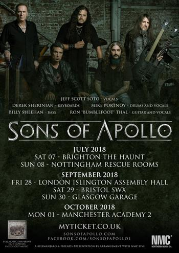 Sons of Apollo admat 020718