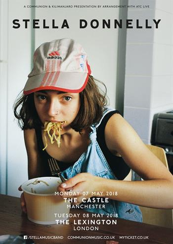 Stella Donnelly UK Tour 2018