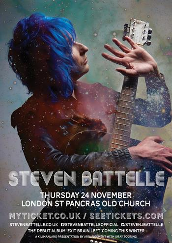 Steven Battelle UK London 2016 show