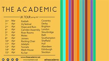The Academic UK Tour 2017