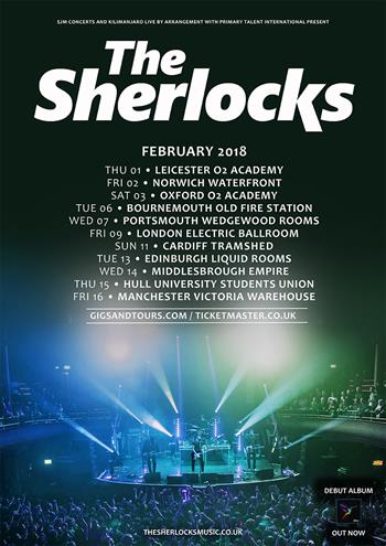 The Sherlocks 2018