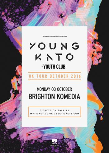 Young Kato UK Brighton 2016 show