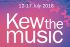 Kew the Music 2016 UK London