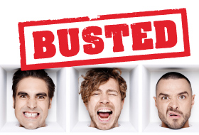 BUSTED MYVIP