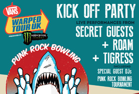 Win Tickets to the Warped UK Kick off Party!