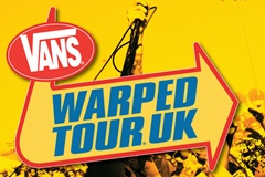 Vans Warped Tour UK